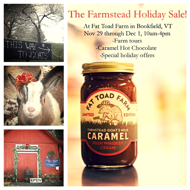Farmstead Holiday Sale