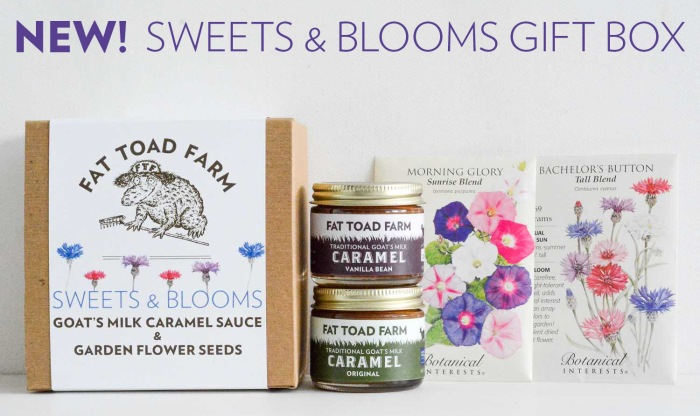 Sweets and Blooms social media